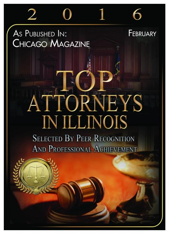 Todd Klein - Top Attorneys in Illinois Chicago Magazine