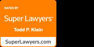 Todd Klein Super Lawyer